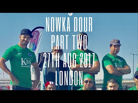NOWKA DOUR LONDON UK 🇬🇧 DRAGON BOAT RACE 🏁 27th August 2017