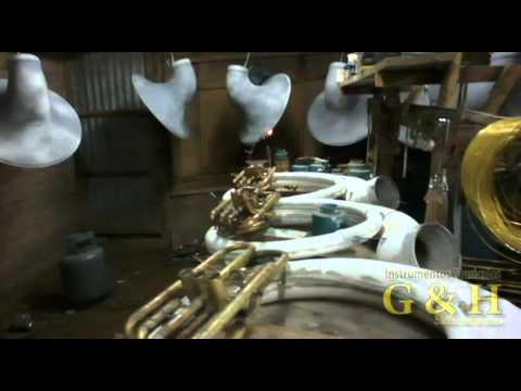 instrumentos musicales de viento - fabricación