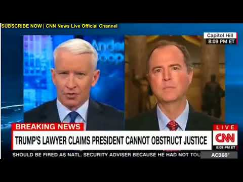 Anderson Cooper 360 12/04/17 I TRUMP'S LAWYER CLAIMS PRESIDENT CANNOT OBSTRUCT JUSTICE