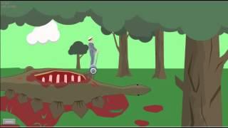 happy wheel ยุคไดโนเสาร์
