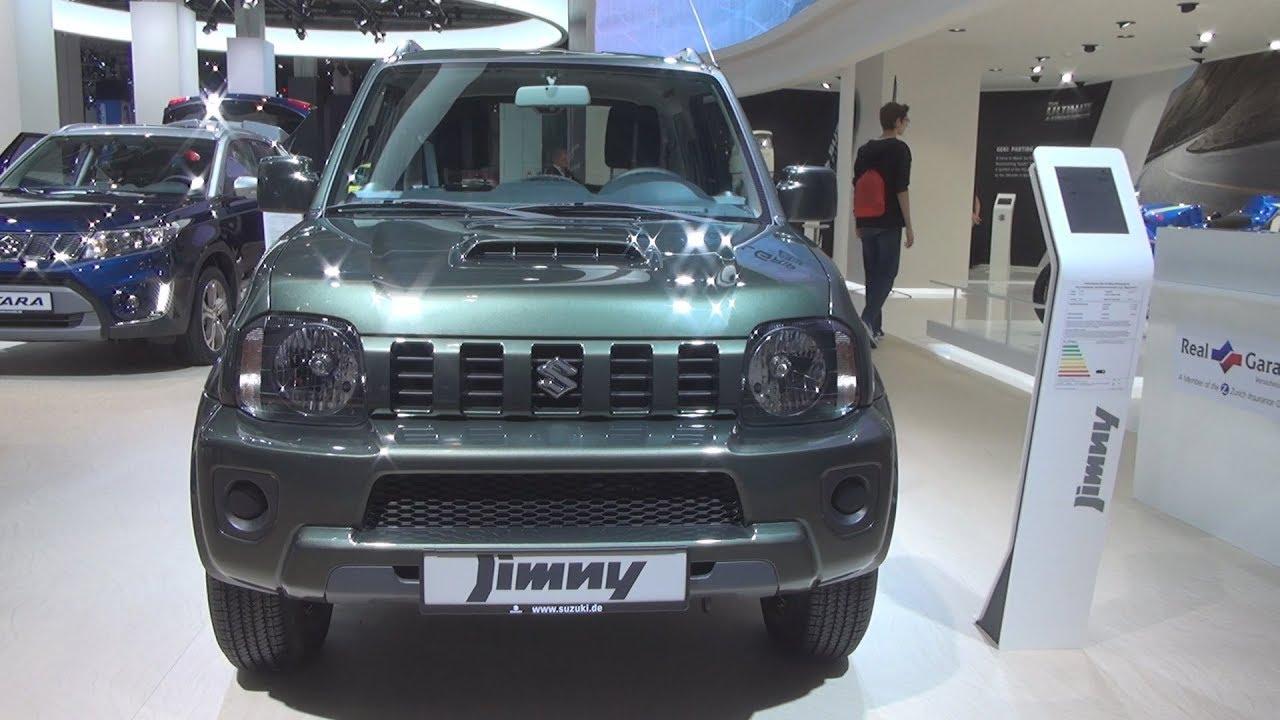 2018 suzuki jimny interior. interesting jimny suzuki jimny 13 allgrip trim level comfort 2018 exterior and interior inside 2018 suzuki jimny interior