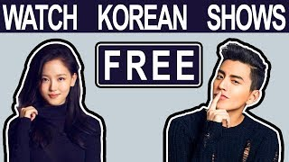 Best Apps To Watch Korean Drama Free - Download & Watch with Subtitles