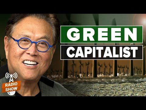 The Future of Green/Clean Energy - Marin Katusa, Robert Kiyosaki, Kim Kiyosaki