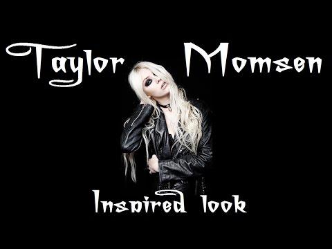 Taylor Momsen | Black Smokey Eyes ❤