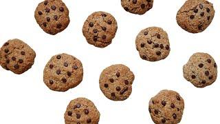 バナナクッキー|Cooking With Momoさんのレシピ書き起こし