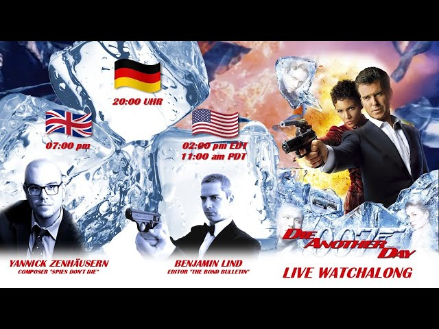 WATCHALONG - Die Another Day