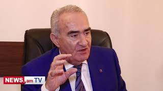 Հայաստանում ընդդիմություն չկա, մենք ունենք ընդդիմադիր գործիչներ  Գալուստ Սահակյան