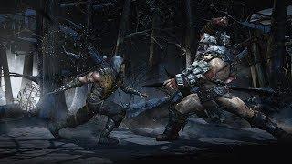 🔴 ПЬЯНАЯ ДРАКА С ДРУГОМ ( ПЬЕМ ПИВО ИГРАЕМ В Mortal Kombat X)