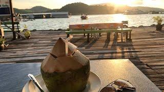 2018布吉之旅part 3 (日落水上餐廳Kruvit Raft、酒吧、購物篇)