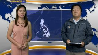 Panahon.TV | January 11, 2017, 6:00AM (Part 1)