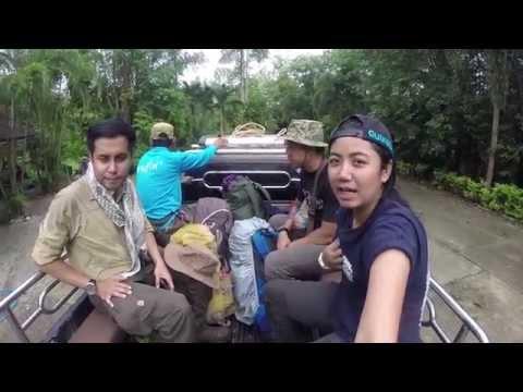 Thailand off Limits (เดินป่าหน้าฝน@สวนผึ้ง) 1/4