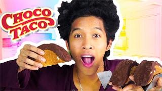 DIY Choco Tacos!!!