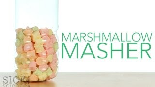 Marshmallow Masher - Sick Science! #141