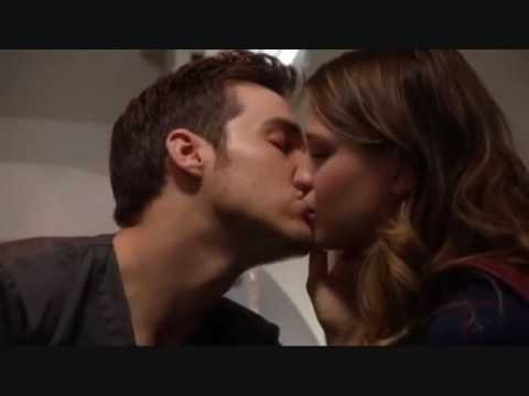 Melissa Benoist and new her new love Chris Wood