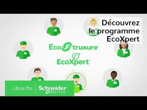 Vidéo EcoXpert | Schneider Electric