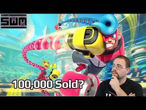 News Wave! - Arms Opens Big In Japan On The Nintendo Switch