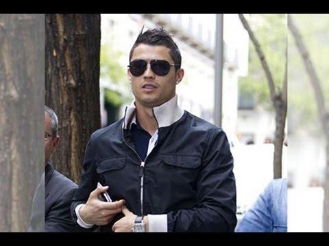 Cristiano Ronaldo Dise 241 Ar 225 Ropa Interior Youtube