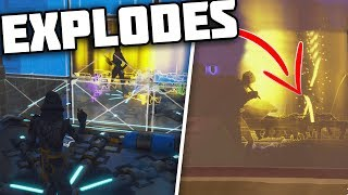 *NEW SCAM* The Exploding Base Scam, I SCAMMED HIS WHOLE INVENTORY!   Fortnite Save The World