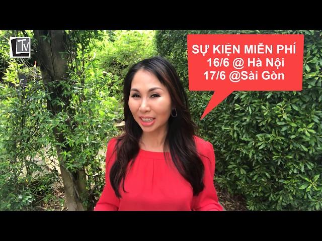 Sinh Nhật LanBercu TV- Sự Kiện Miễn Phí @ Hà Nội 16/6 & @ HCMC 17/6