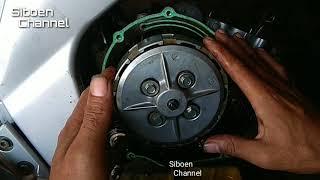 Download Video Vixion getar dan kasar  bag kopling # Siboen tutor MP3 3GP MP4