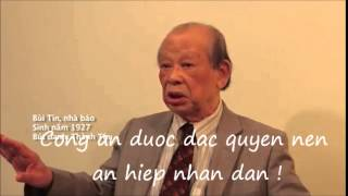 BUI TIN CHE CUOI NONG DUC MANH, TRONG LU, SANG