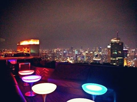 Cloud Lounge and Living Room Jakarta 16 Agutus 2015