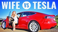 How to Convince Your Wife to Buy a Tesla