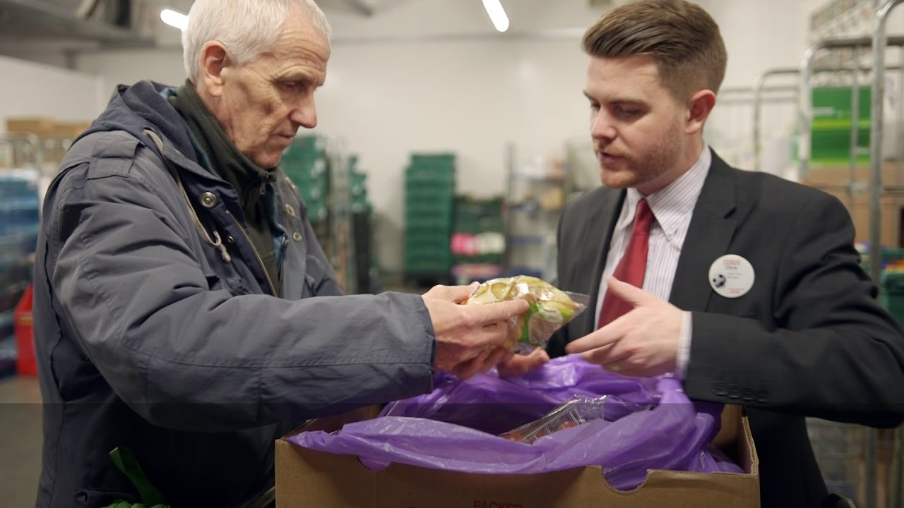 Tesco | Community Food Connection
