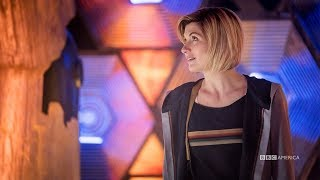The New TARDIS | Behind the Scenes | Doctor Who | BBC America