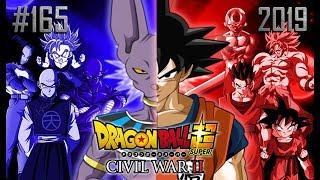 Dragon Ball Super - Civil War II - Por SonGohan22 (Loquendo)
