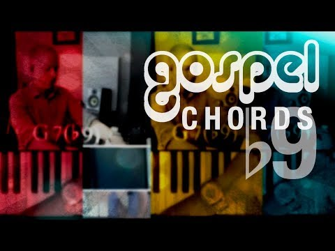 Gospel piano lesson - the flat-9 dominant chord