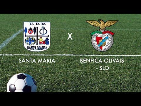 UDR Santa Maria 6 X 4 BENFICA OLIVAIS - SLO