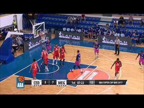 Superb assist by Nikola Rebić (Cedevita - Mega Bemax, 22.9.2017)