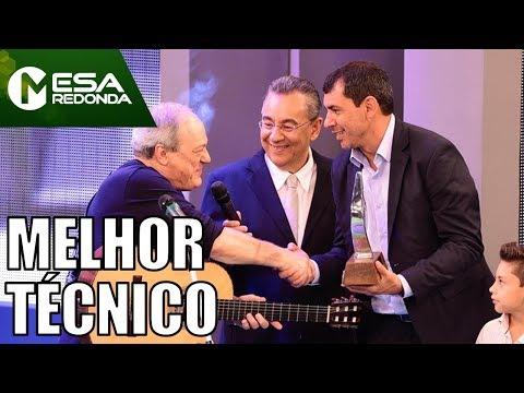 Carille Vencedor Do Troféu Mesa Redonda (10/12/17) - Mesa Redonda