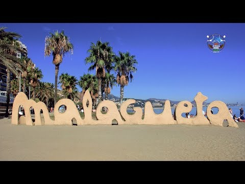 WORLD RIDE 2017 || EP. 74 || MALAGA PORT CITY OF SOUTHERN SPAIN