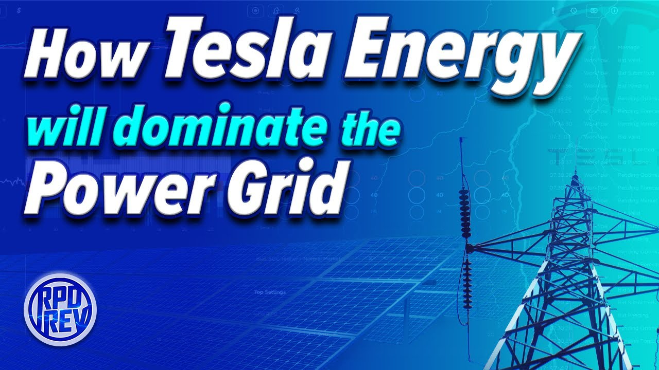 How Tesla's Insane Energy Software Works