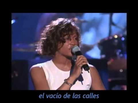 Whitney Houston Why does it hurt so bad (Letra:...
