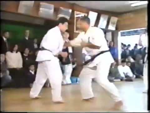 Honbu Dan test