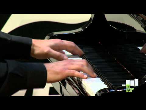 "Jeremy Denk, Beethoven's ""Sonata No. 32 in C minor"" Live in The Greene Space"