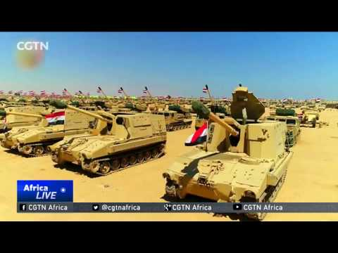 Egypt's new army base crucial for facing security challenges