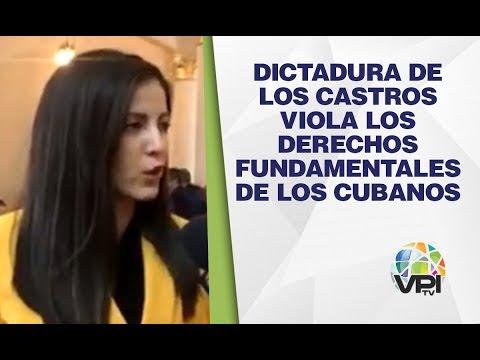 Miami - Dictadura De Los Castros Viola Los Derechos Fundamentales De Los Cubanos - VPItv