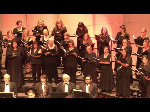 San Juan College Masterworks - Mozart's Requiem Mass 10 21 16