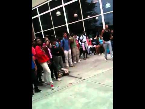 Round 2 part 2 dance battle @ Duluth High School