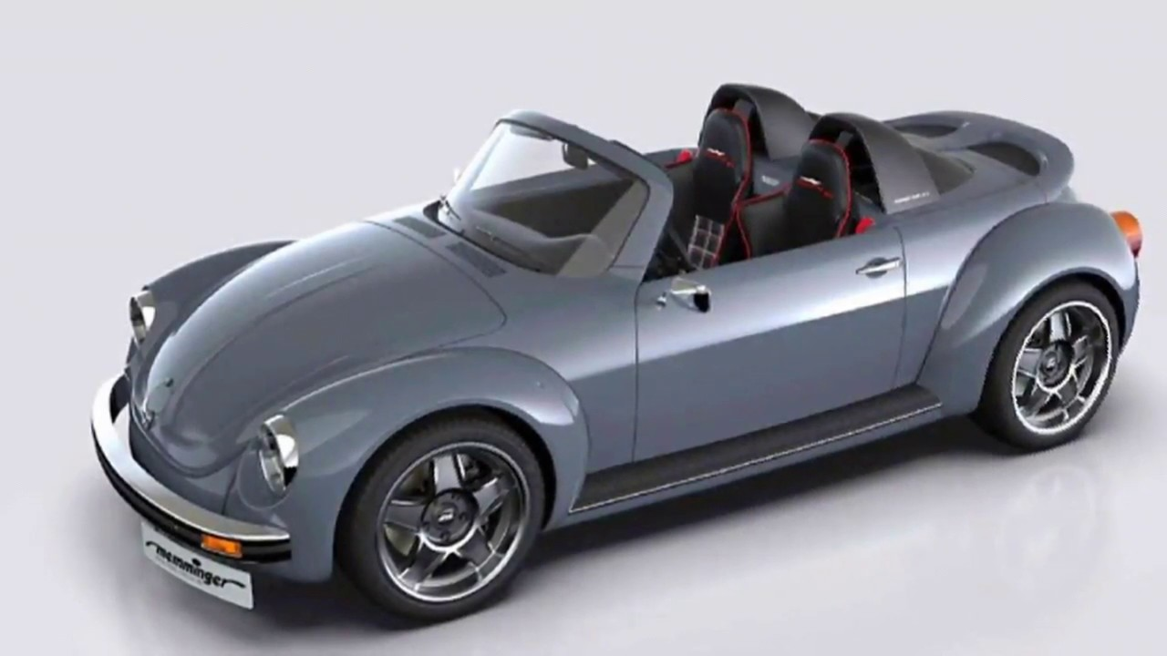 New 2019 Volkswagen Memminger Roadster 2 7 210hp Sports Car Beetle