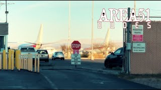 Death Valley to Area 51 + The Janet Terminal