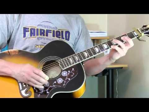 Mississippi John Hurt Guitar Lesson -