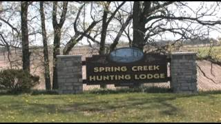 This Video Previously Contained A Copyrighted Audio Track. Due To A Claim By A Copyright Holder, The Audio Track Has Been Muted.     43 Acres With Home/lodge Rock County