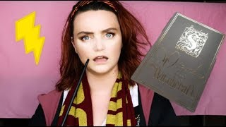 Storybook Cosmetics Harry Potter Brushes and Palette l My Honest Review