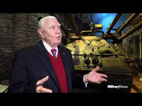 Navy Cross recipient talks about Battle of Hue City