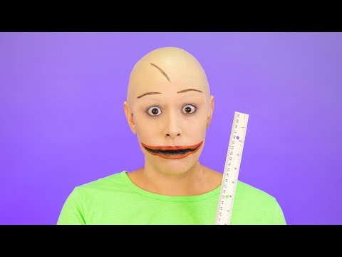 I TRIED TURNING INTO BALDI (Nightmare Fuel)